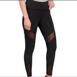 Nanette Lepore Black Play Leggings
